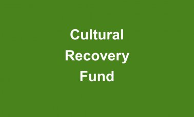 Event image Cultural Recovery Fund