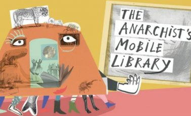 Event image Taliesin from home: The Anarchist's Mobile Library - An Interactive Digital Adventure