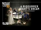 NT Live: A Midsummer Night's Dream (As Live 12A)