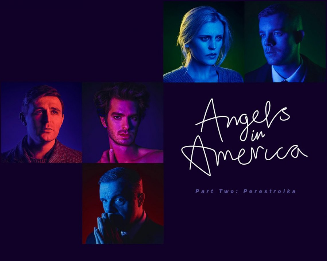 NT Live: Angels in America - Part Two, Perestroika: 1 of 6