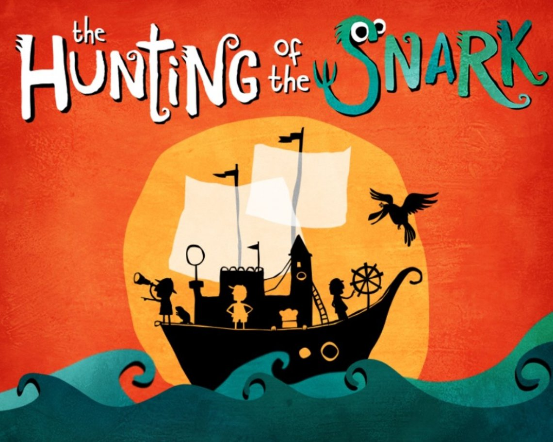 The Hunting of the Snark: 1 of 8