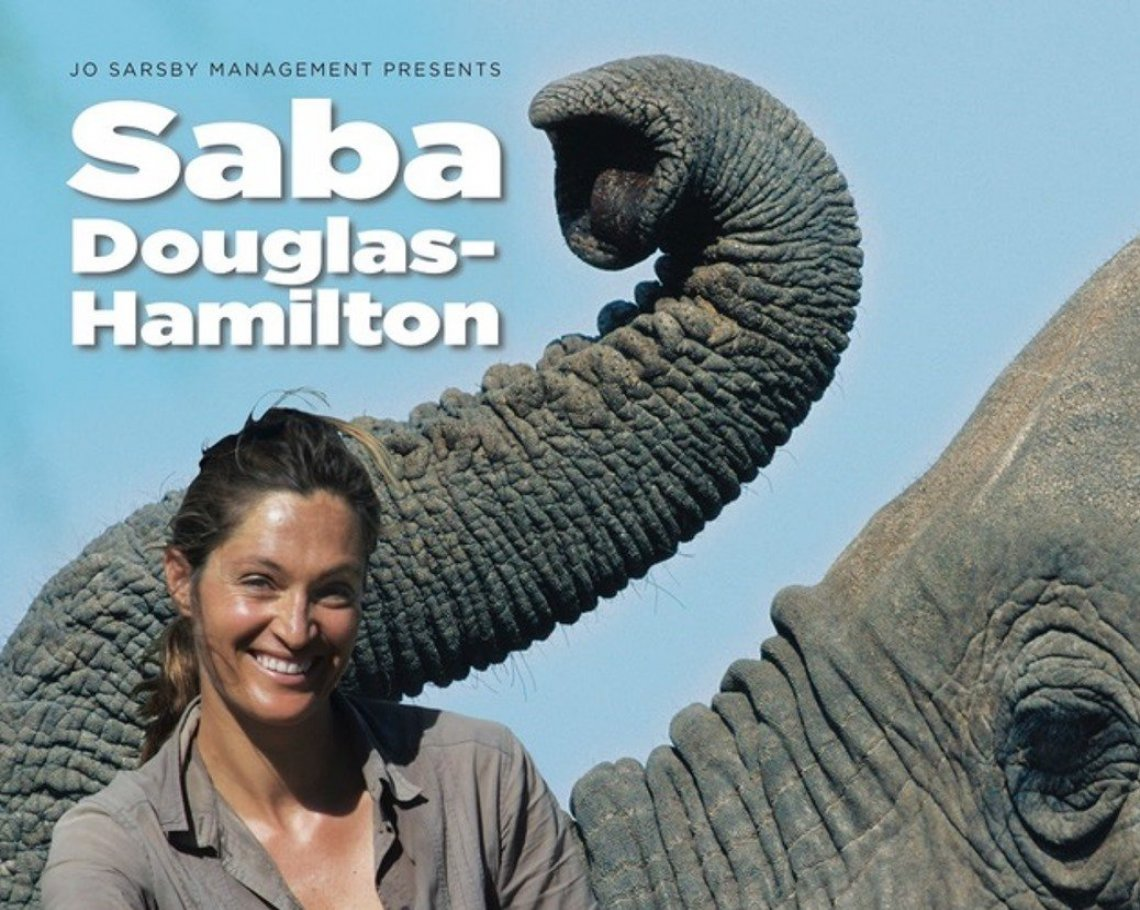 Saba Douglas-Hamilton: A Life with Elephants  : 1 of 1