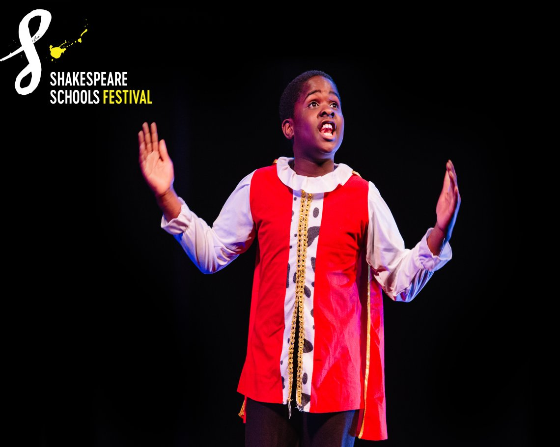 Shakespeare Schools Festival: 1 of 3