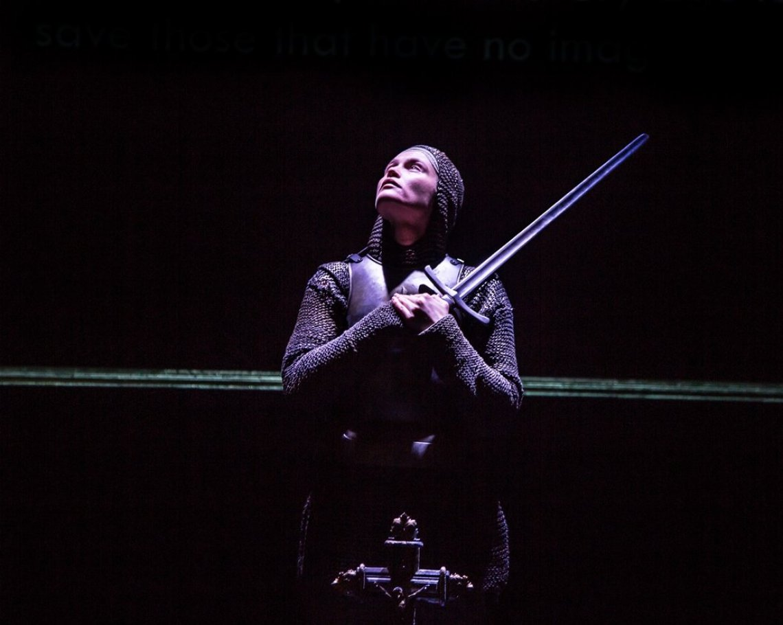 NT Live - Saint Joan                   : 1 of 5