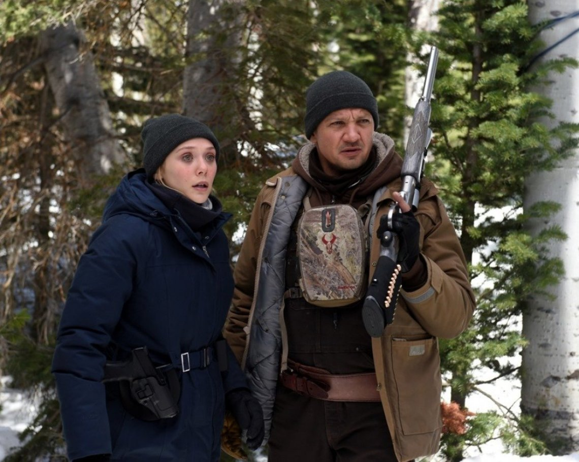 Wind River: 1 of 1