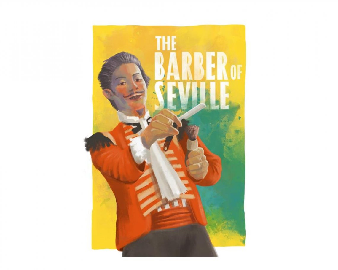 Swansea City Opera: The Barber of Seville: 1 of 2