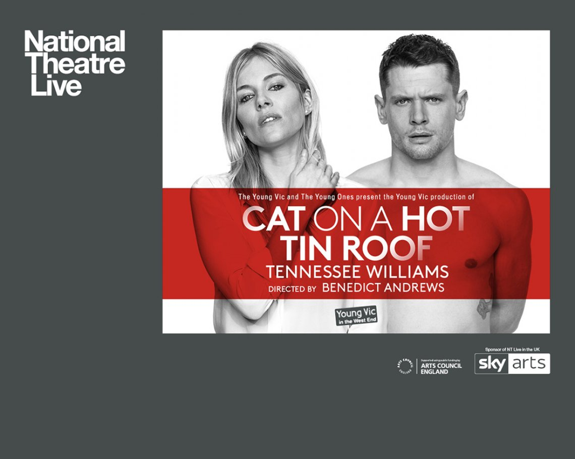 NT Live: Cat on a Hot Tin Roof (15): 1 of 5