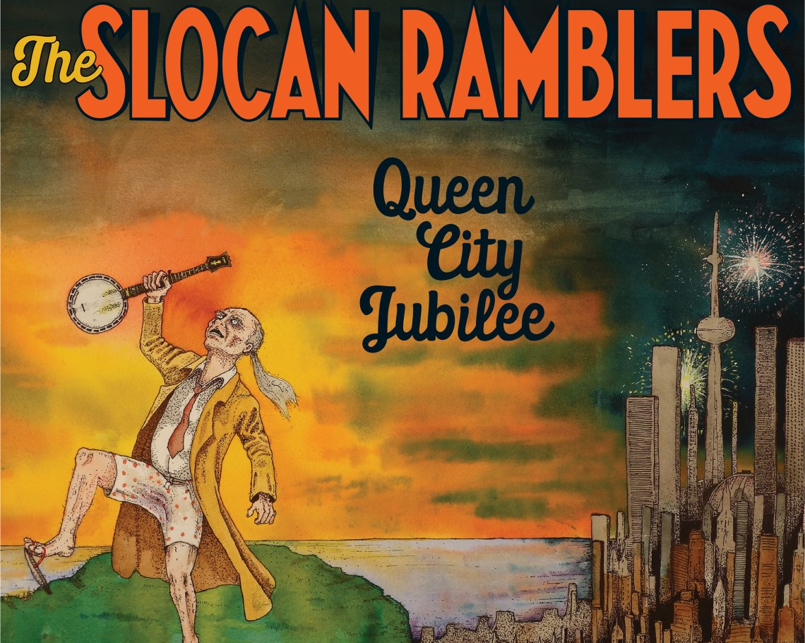 The Slocan Ramblers: 1 of 3