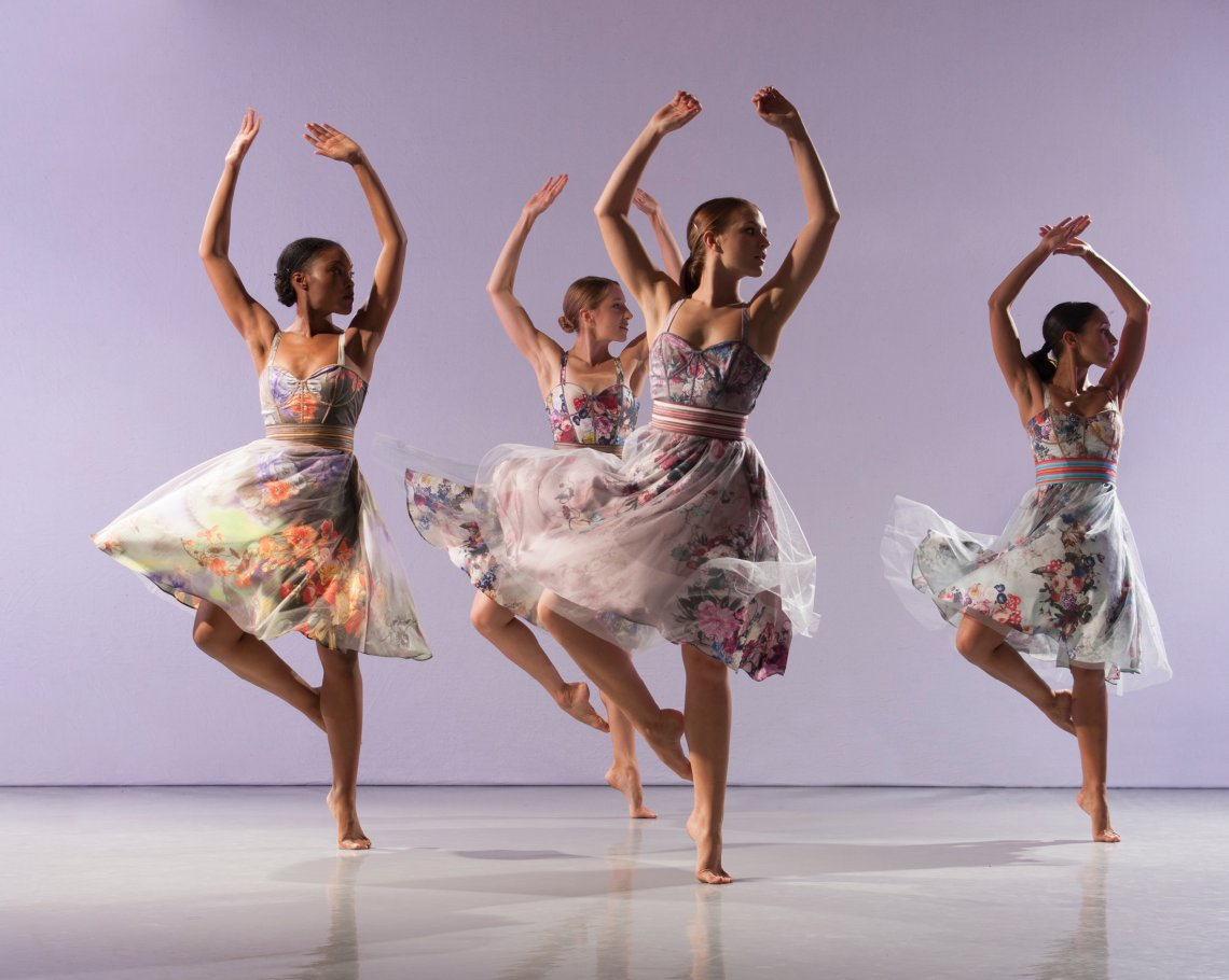 Richard Alston Dance Company: 1 of 7