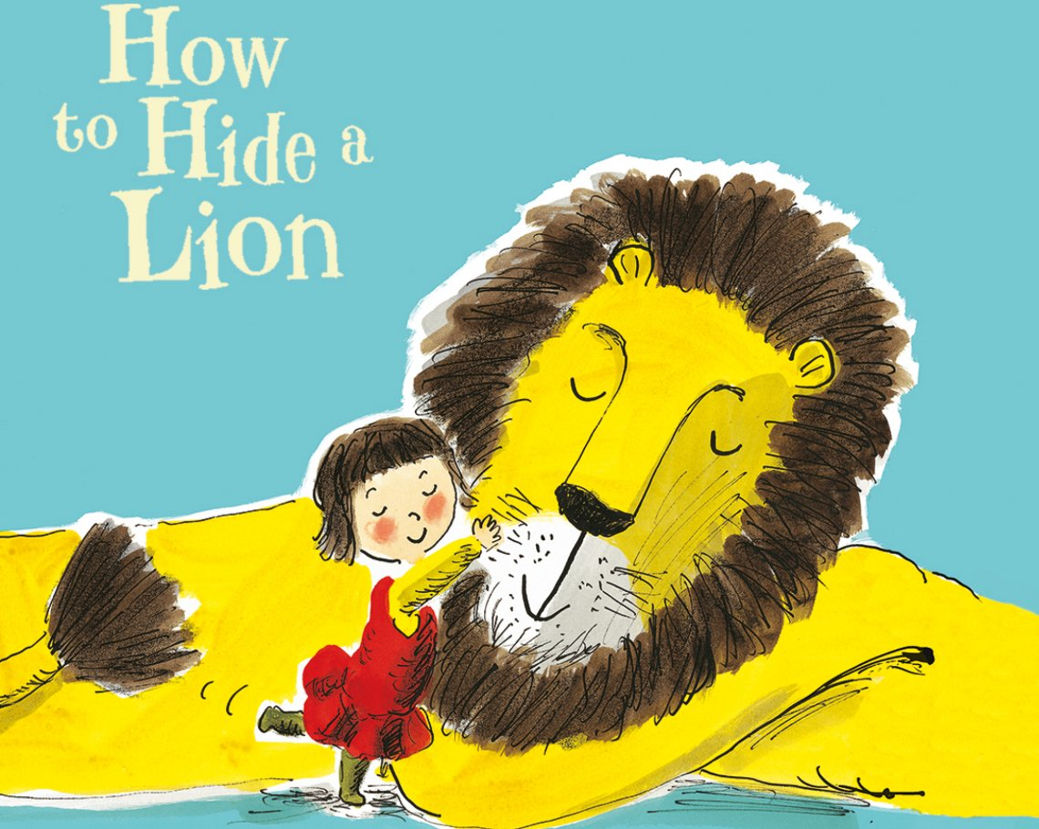 How to Hide a Lion by Helen Stephens: 1 of 6