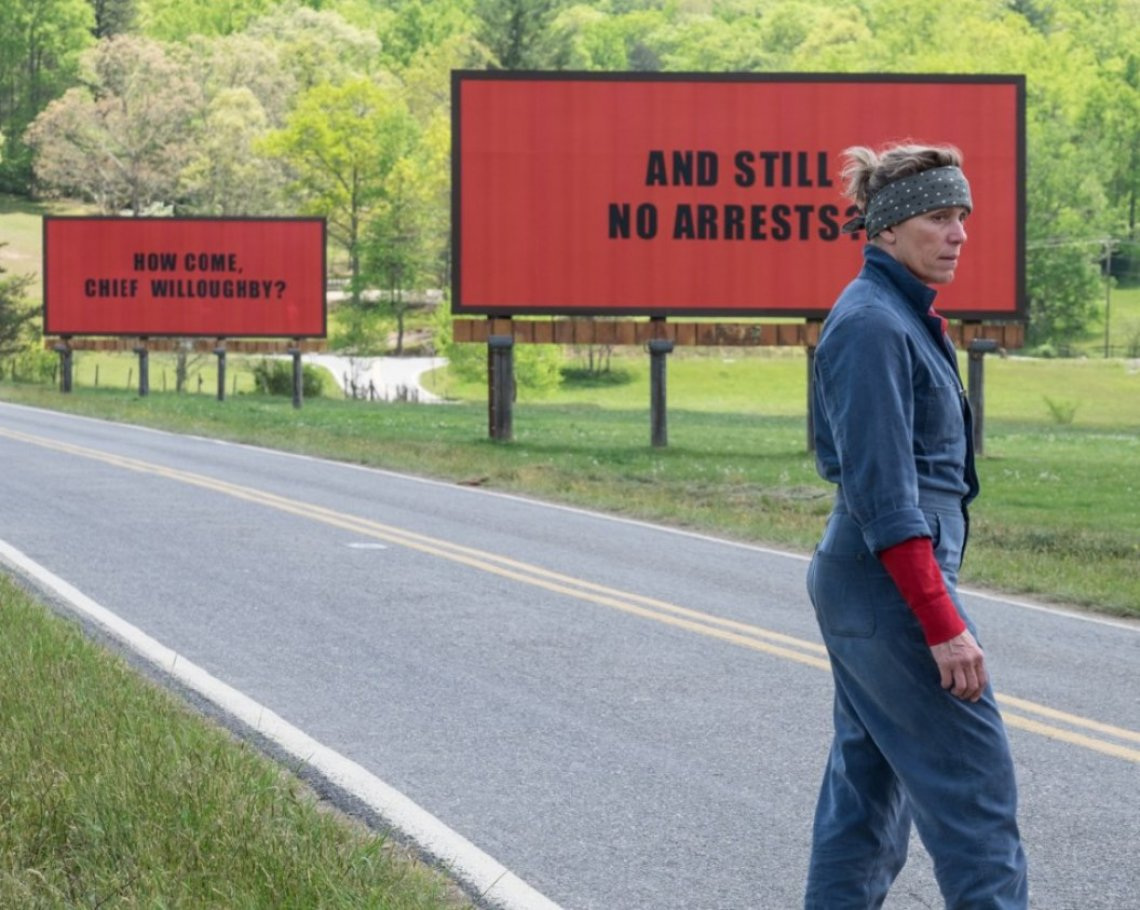 Three Billboards Outside Ebbing, Missouri: 1 of 1