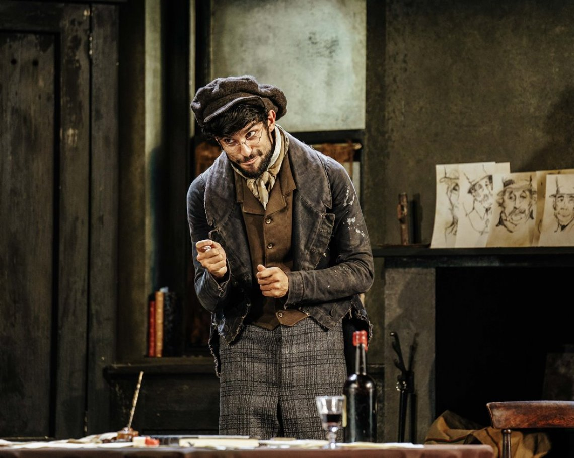 NT Live: Young Marx  (15): 1 of 7