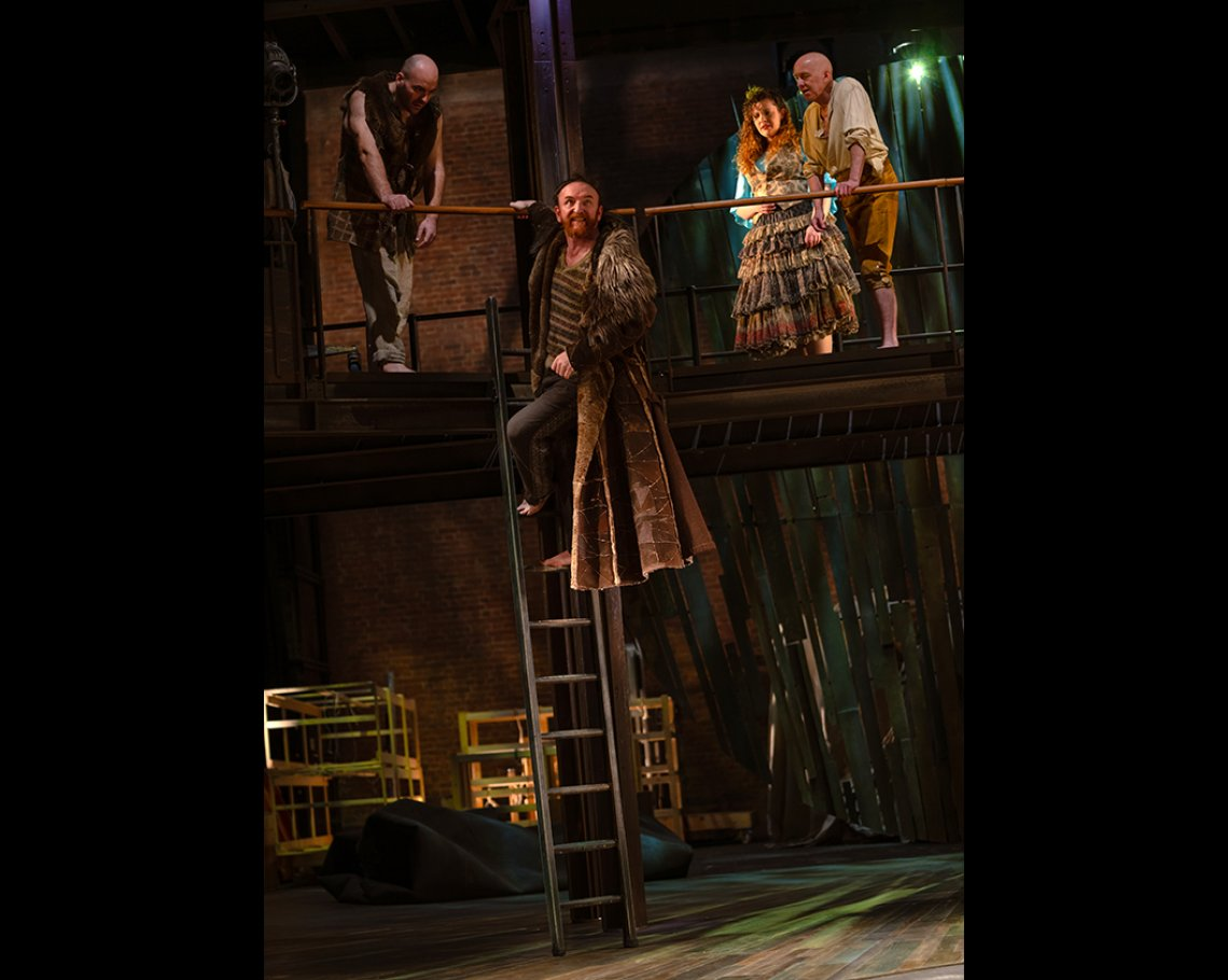 RSC: As You Like It (Fel yn Fyw 12A): 1 of 6