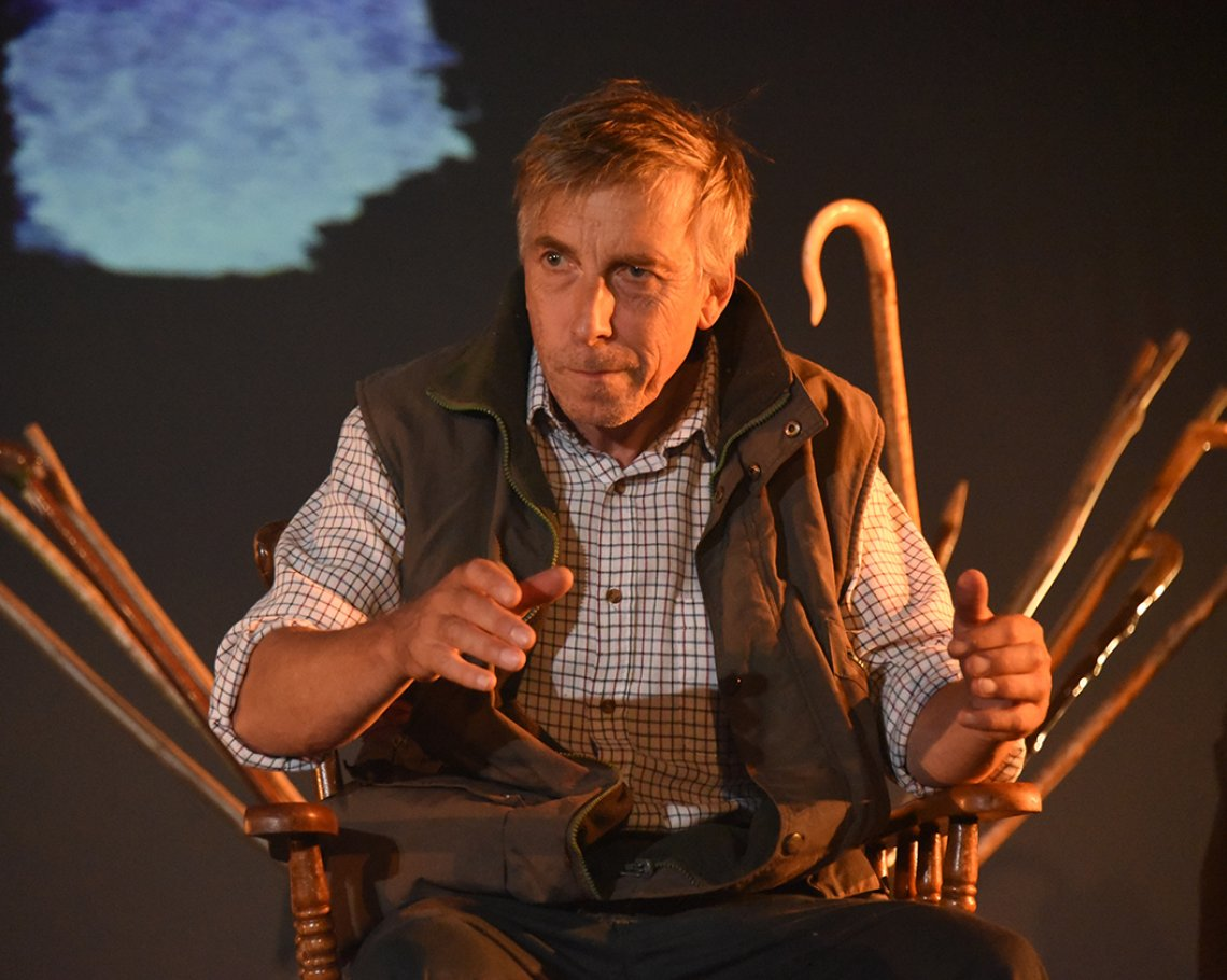 National Theatre Wales: The Stick Maker Tales: 1 of 6