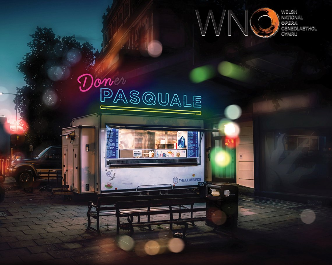 Welsh National Opera: Don Pasquale: 1 of 1