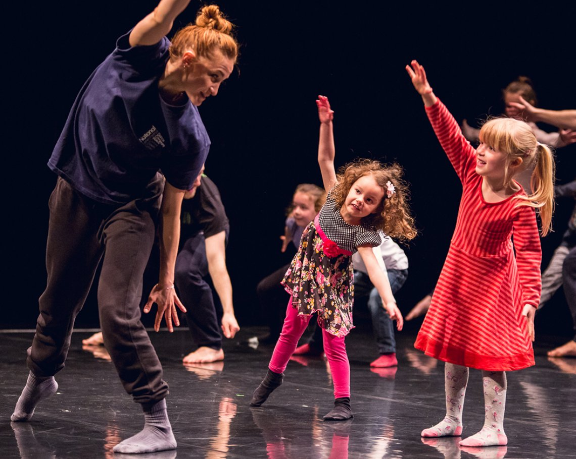 NDCWales: Discover Dance: 1 of 1