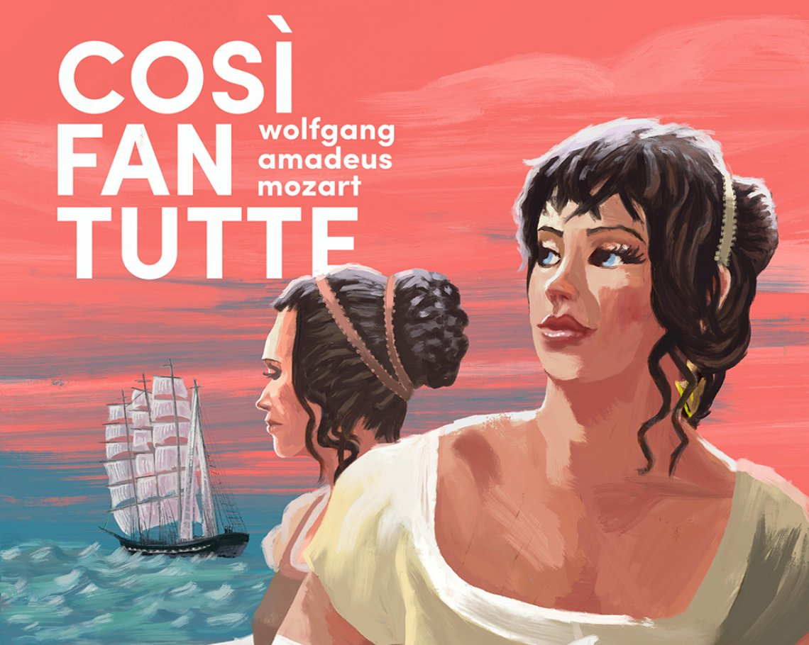 Swansea City Opera: Cosi fan tutte: 1 of 1