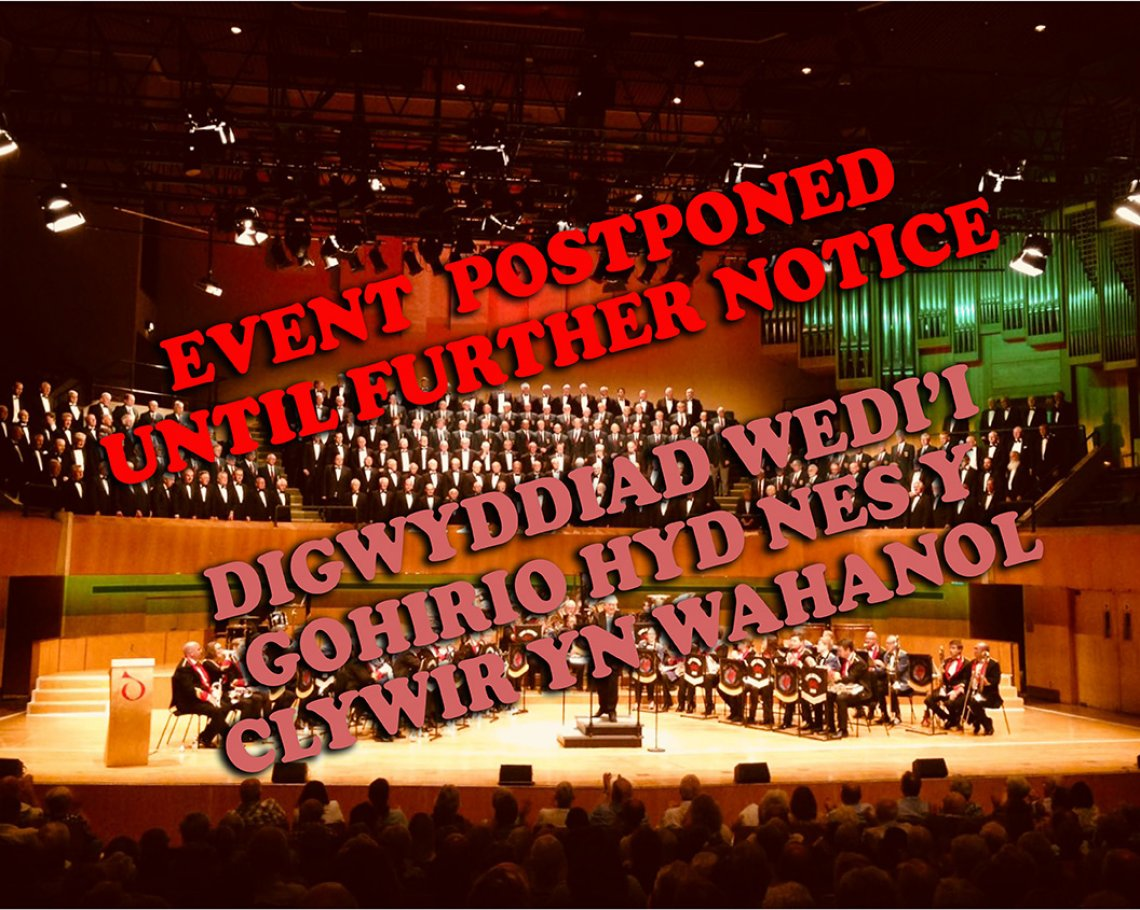 Welsh Proms - Brass & Voices for St David's Day: 1 of 1