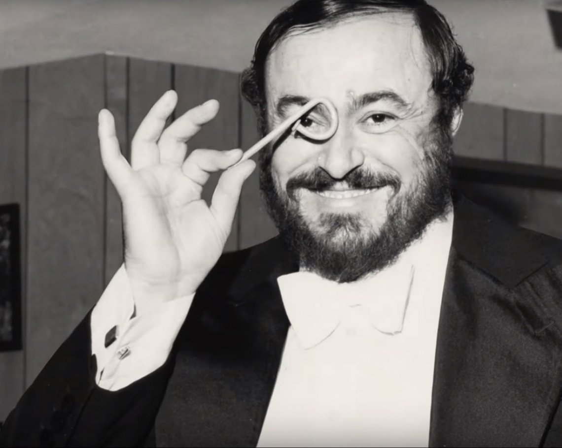 Pavarotti: 1 of 1