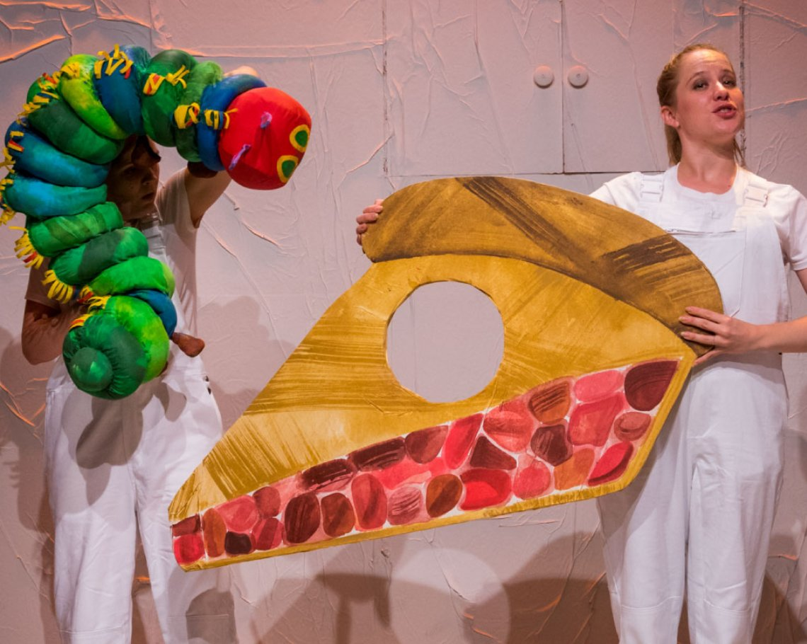 The Very Hungry Caterpillar Show: 1 of 7