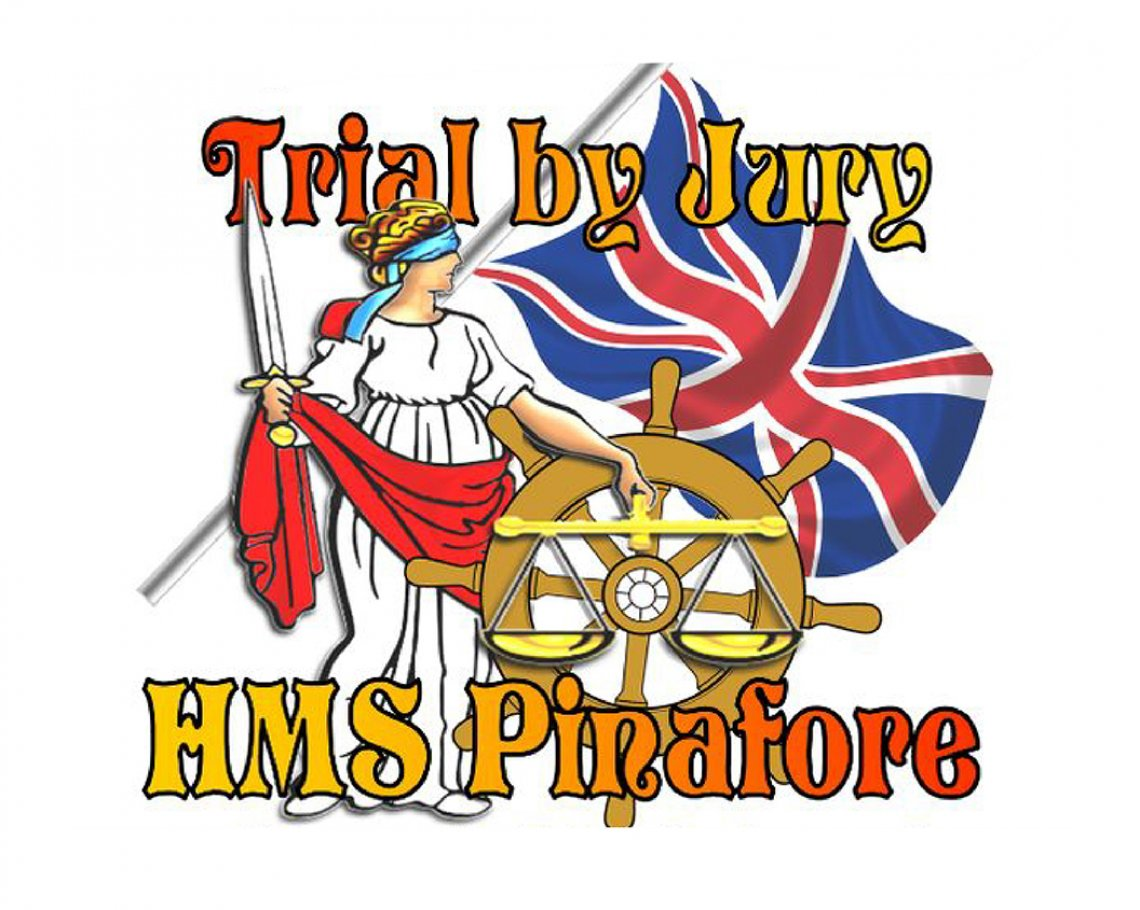 Uplands Arts: Trial By Jury & HMS Pinafore: 1 of 1