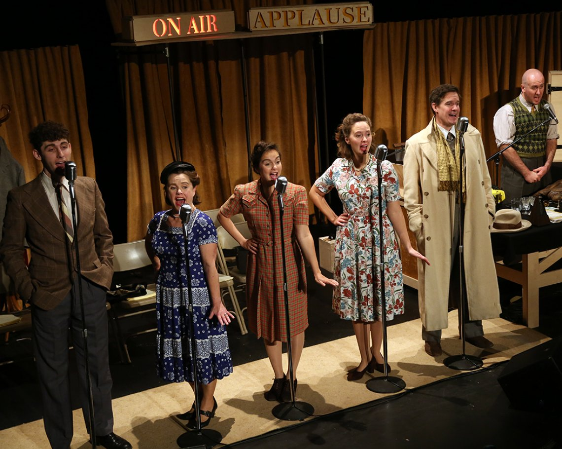It's A Wonderful Life: a live radio play: 1 of 8