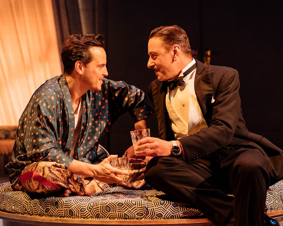 NT Live: Present Laughter (PG): 1 of 8