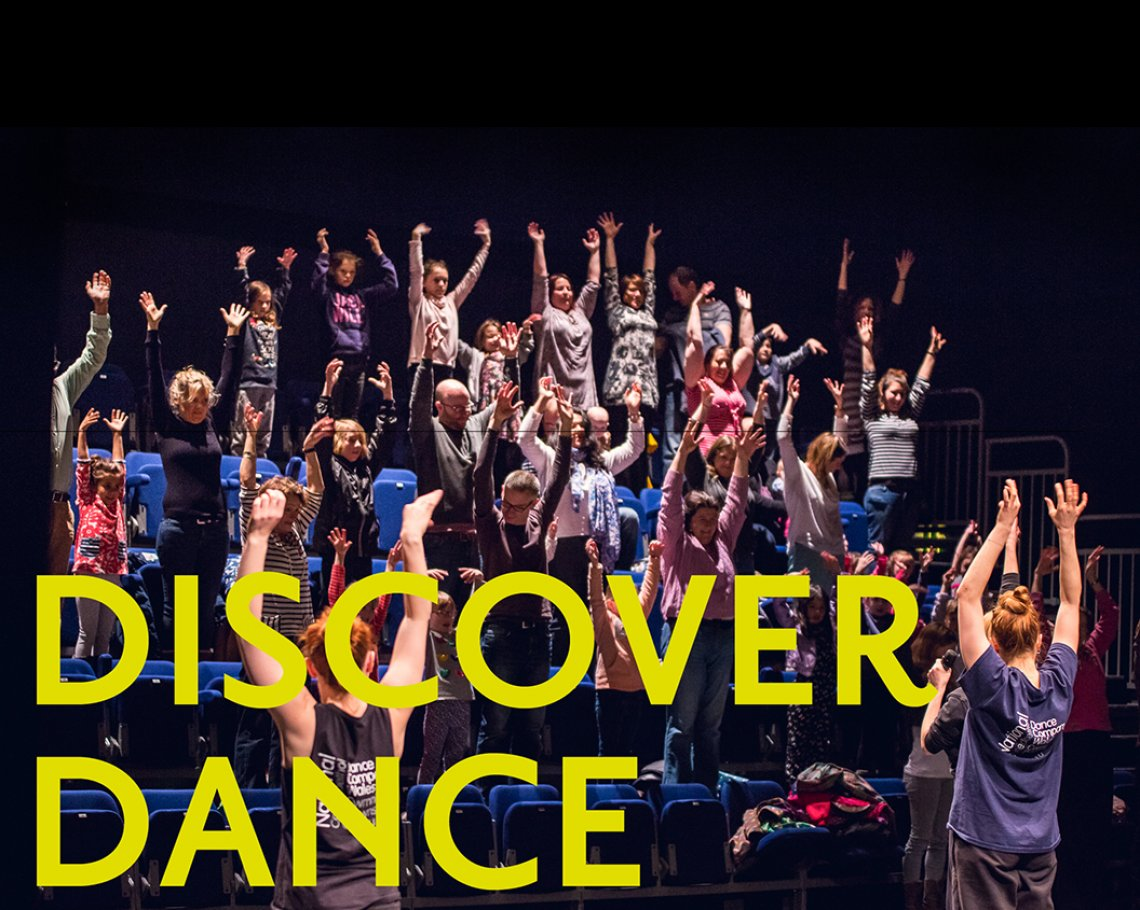 National Dance Company Wales: Discover Dance: 1 of 1