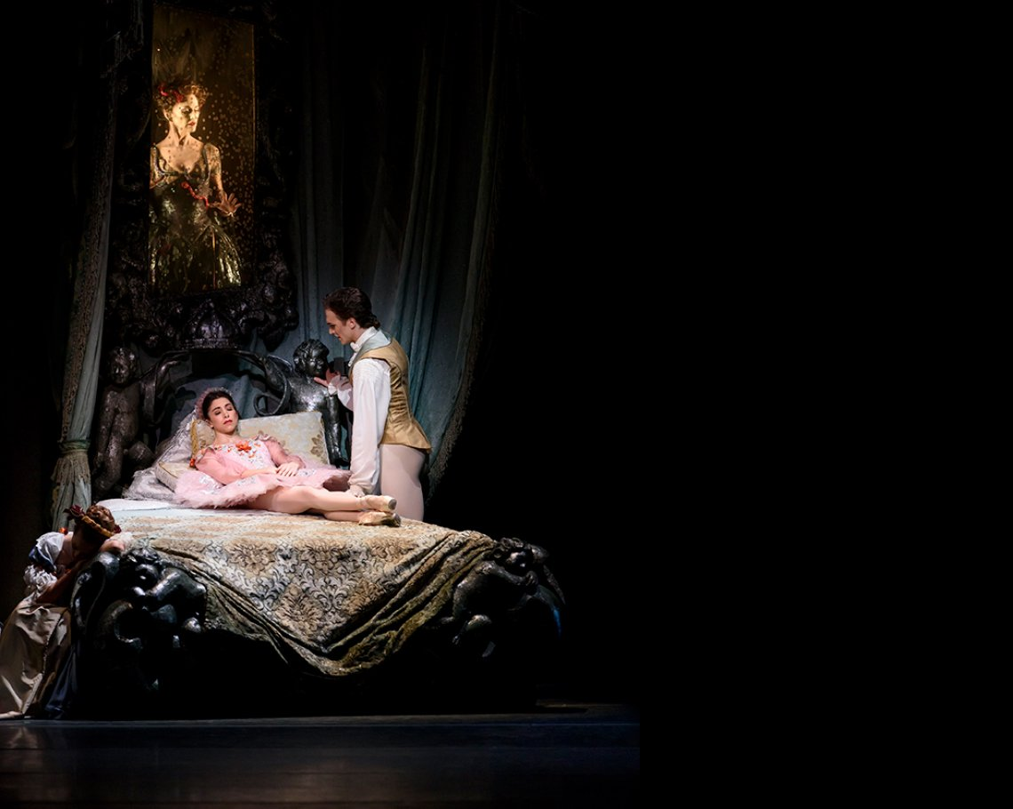 ROH: The Sleeping Beauty (As Live 12A): 1 of 1