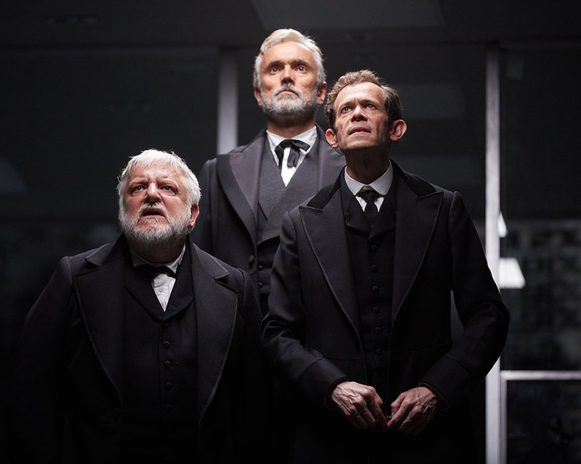 NT Live - The Lehman Trilogy (As Live 12A)