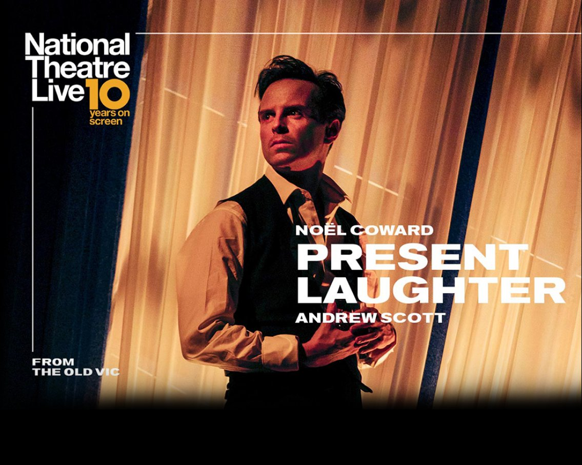 NT Live: Present Laughter (PG)